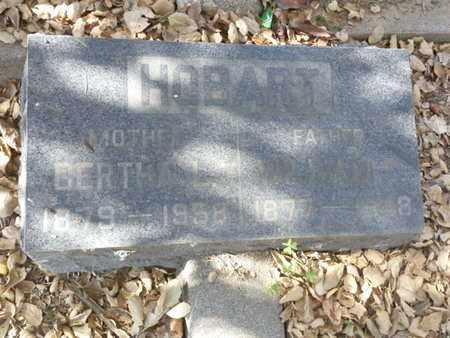 HOBART, WILLIAM - Los Angeles County, California | WILLIAM HOBART - California Gravestone Photos