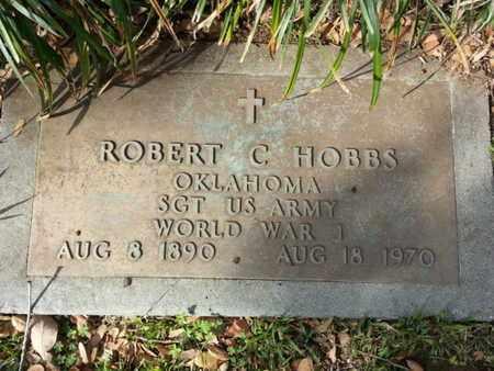 HOBBS, ROBERT C. - Los Angeles County, California   ROBERT C. HOBBS - California Gravestone Photos