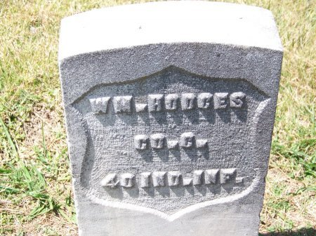 HODGES, WILLIAM  [CW] - Los Angeles County, California | WILLIAM  [CW] HODGES - California Gravestone Photos