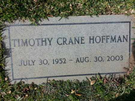 HOFFMAN, TIMOTHY C. - Los Angeles County, California | TIMOTHY C. HOFFMAN - California Gravestone Photos