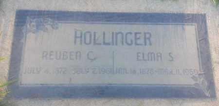 HOLLINGER, REUBEN - Los Angeles County, California   REUBEN HOLLINGER - California Gravestone Photos