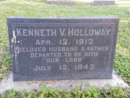 HOLLOWAY, KENNETH V. - Los Angeles County, California | KENNETH V. HOLLOWAY - California Gravestone Photos