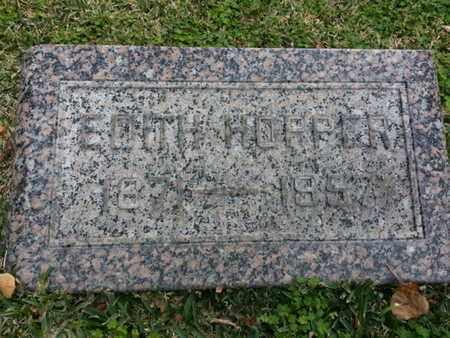 HOPPER, EDITH - Los Angeles County, California   EDITH HOPPER - California Gravestone Photos