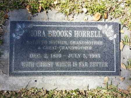 HORRELL, IORA - Los Angeles County, California | IORA HORRELL - California Gravestone Photos