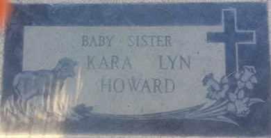 HOWARD, KARA - Los Angeles County, California | KARA HOWARD - California Gravestone Photos