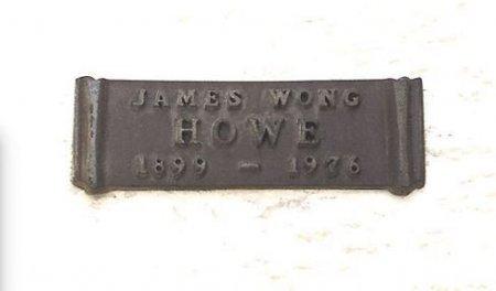 HOWE, JAMES WONG  [CINEMATOGRAPHER] - Los Angeles County, California | JAMES WONG  [CINEMATOGRAPHER] HOWE - California Gravestone Photos