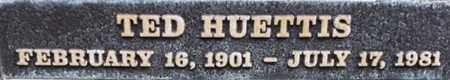 HUETTIS, TED - Los Angeles County, California | TED HUETTIS - California Gravestone Photos
