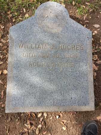 HUGHES, WILLIAM J. - Los Angeles County, California   WILLIAM J. HUGHES - California Gravestone Photos
