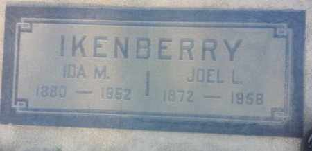IKENBERRY, IDA - Los Angeles County, California | IDA IKENBERRY - California Gravestone Photos