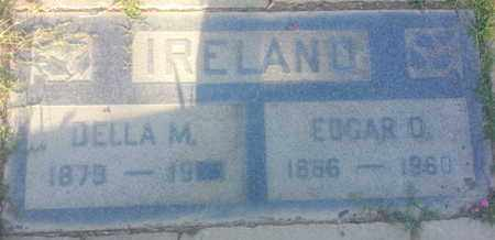 IRELAND, EDGAR - Los Angeles County, California | EDGAR IRELAND - California Gravestone Photos