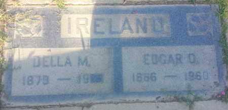 IRELAND, DELLA - Los Angeles County, California   DELLA IRELAND - California Gravestone Photos