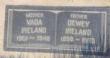 IRELAND, DEWEY - Los Angeles County, California | DEWEY IRELAND - California Gravestone Photos