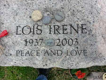 IRENE, LOIS - Los Angeles County, California | LOIS IRENE - California Gravestone Photos