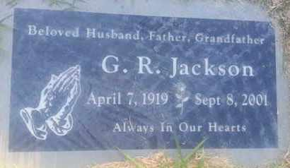 JACKSON, G. - Los Angeles County, California | G. JACKSON - California Gravestone Photos