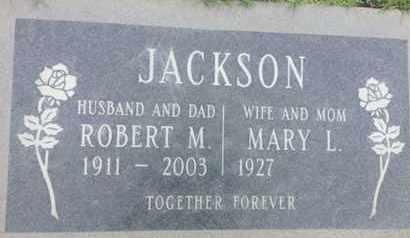 JACKSON, ROBERT - Los Angeles County, California | ROBERT JACKSON - California Gravestone Photos