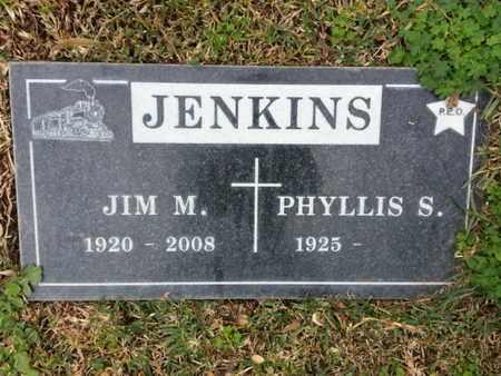 JENKINS, JIM M. - Los Angeles County, California | JIM M. JENKINS - California Gravestone Photos