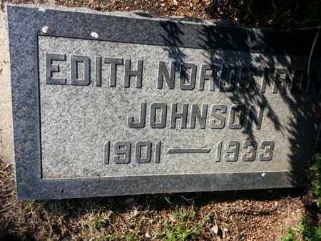 JOHNSON, EDITH - Los Angeles County, California | EDITH JOHNSON - California Gravestone Photos