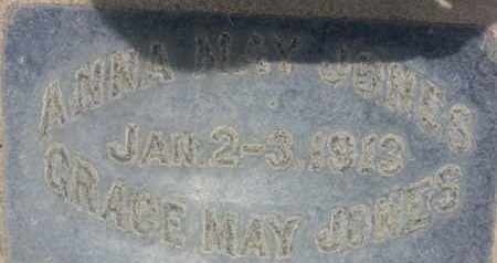 JONES, GRACE - Los Angeles County, California   GRACE JONES - California Gravestone Photos