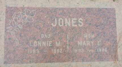 JONES, LONNIE - Los Angeles County, California | LONNIE JONES - California Gravestone Photos