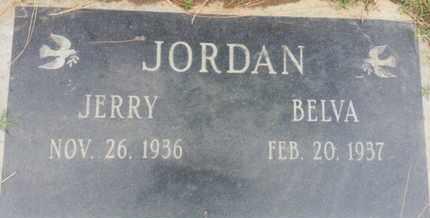 JORDAN, BELVA - Los Angeles County, California | BELVA JORDAN - California Gravestone Photos