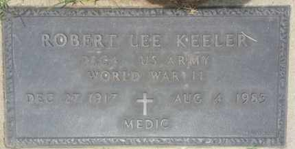 KEELER, ROBERT - Los Angeles County, California | ROBERT KEELER - California Gravestone Photos