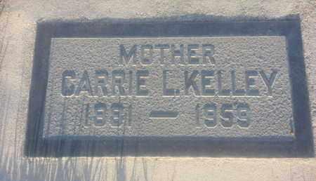 KELLEY, CARRIE - Los Angeles County, California | CARRIE KELLEY - California Gravestone Photos
