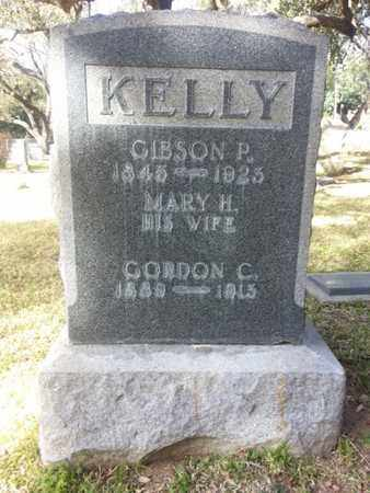 KELLY, GIBSON P. - Los Angeles County, California | GIBSON P. KELLY - California Gravestone Photos