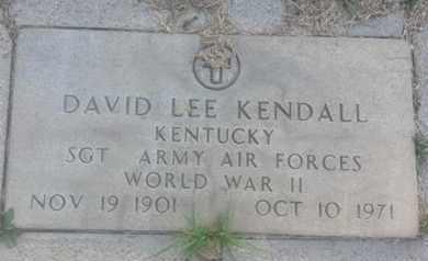KENDALL, DAVID - Los Angeles County, California   DAVID KENDALL - California Gravestone Photos