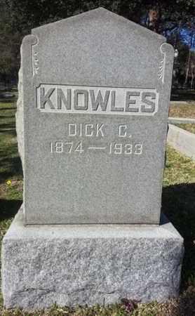 KNOWLES, DICK C. - Los Angeles County, California | DICK C. KNOWLES - California Gravestone Photos