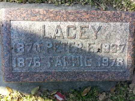 LACEY, PETER E. - Los Angeles County, California | PETER E. LACEY - California Gravestone Photos