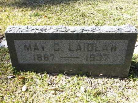 LAIDLAW, MAY C. - Los Angeles County, California | MAY C. LAIDLAW - California Gravestone Photos