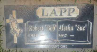 LAPP, ROBERT - Los Angeles County, California | ROBERT LAPP - California Gravestone Photos