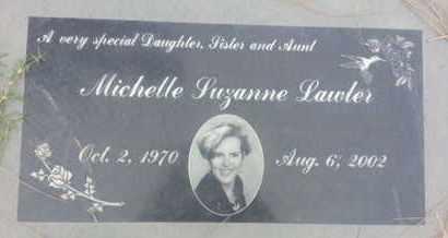 LAWLER, MICHELLE - Los Angeles County, California | MICHELLE LAWLER - California Gravestone Photos