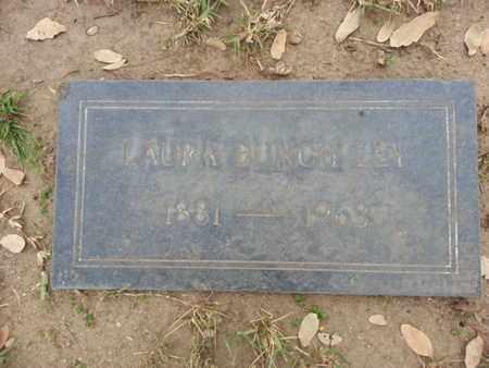 BUNCH LEY, LAURA - Los Angeles County, California | LAURA BUNCH LEY - California Gravestone Photos