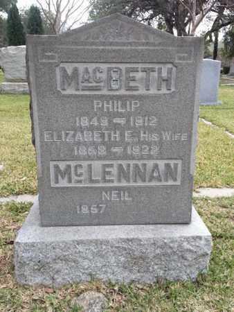 MCLENNAN, NEIL - Los Angeles County, California | NEIL MCLENNAN - California Gravestone Photos