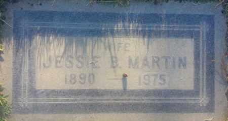 MARTIN, JESSIE - Los Angeles County, California   JESSIE MARTIN - California Gravestone Photos