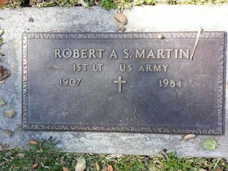 MARTIN, ROBERT A. - Los Angeles County, California   ROBERT A. MARTIN - California Gravestone Photos