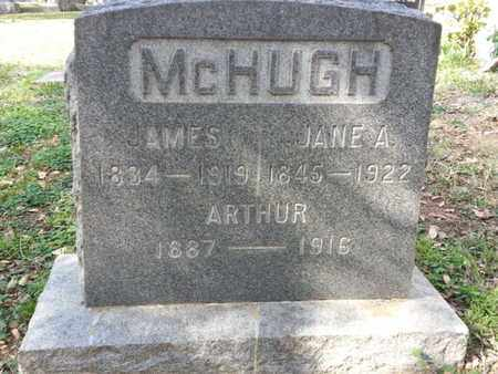 MCHUGH, ARTHUR - Los Angeles County, California | ARTHUR MCHUGH - California Gravestone Photos