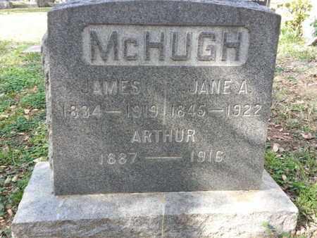MCHUGH, ARTHUR - Los Angeles County, California | ARTHUR MCHUGH - California Gravestone Photos