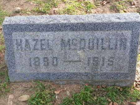 MCQUILLIN, HAZEL - Los Angeles County, California   HAZEL MCQUILLIN - California Gravestone Photos