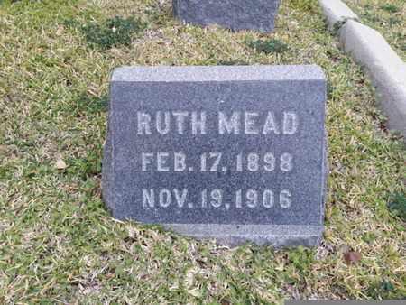 MEAD, RUTH - Los Angeles County, California | RUTH MEAD - California Gravestone Photos