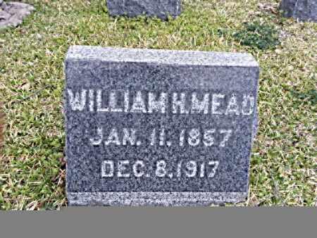 MEAD, WILLIAM H. - Los Angeles County, California   WILLIAM H. MEAD - California Gravestone Photos