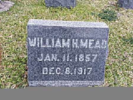 MEAD, WILLIAM H. - Los Angeles County, California | WILLIAM H. MEAD - California Gravestone Photos