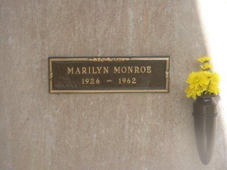 MONROE, MARILYN  [ACTOR] - Los Angeles County, California | MARILYN  [ACTOR] MONROE - California Gravestone Photos