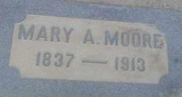 MOORE, MARY - Los Angeles County, California | MARY MOORE - California Gravestone Photos