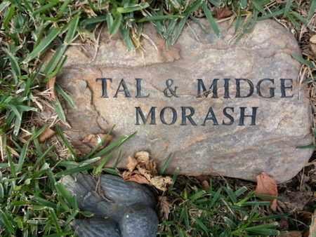MORASH, MIDGE - Los Angeles County, California | MIDGE MORASH - California Gravestone Photos