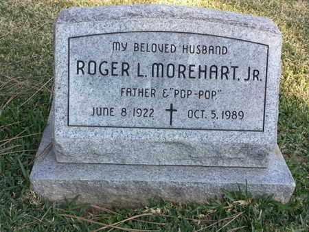 MOREHART JR., ROGER L. - Los Angeles County, California | ROGER L. MOREHART JR. - California Gravestone Photos