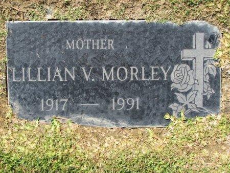 WEBB MORLEY, LILLIAN VIOLA (MCMILLAN) - Los Angeles County, California | LILLIAN VIOLA (MCMILLAN) WEBB MORLEY - California Gravestone Photos