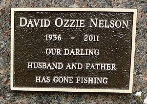 NELSON, DAVID OZZIE  (ACTOR) - Los Angeles County, California | DAVID OZZIE  (ACTOR) NELSON - California Gravestone Photos