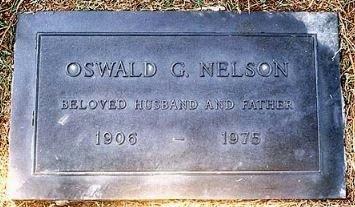 NELSON, OZZIE  [ACTOR / BANDLEADER] - Los Angeles County, California   OZZIE  [ACTOR / BANDLEADER] NELSON - California Gravestone Photos